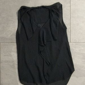 Wilfred from aritzia silk top